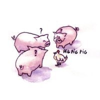 The 3 Little Pigs: